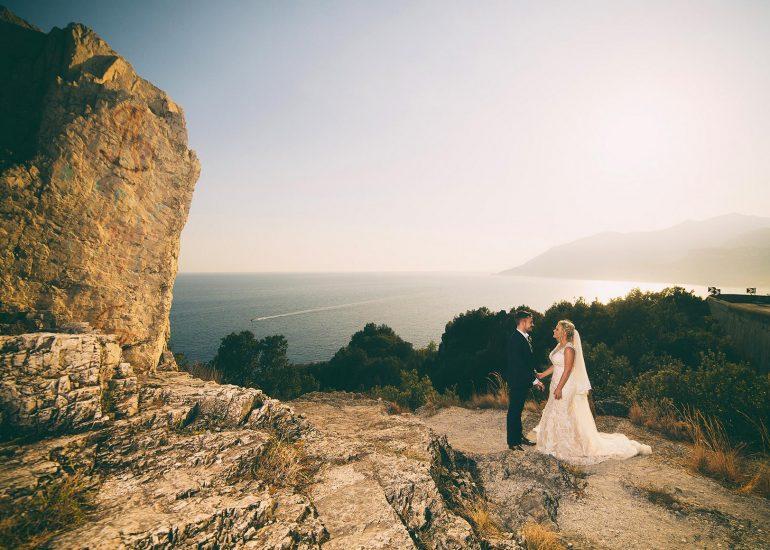 wedding in Maiori